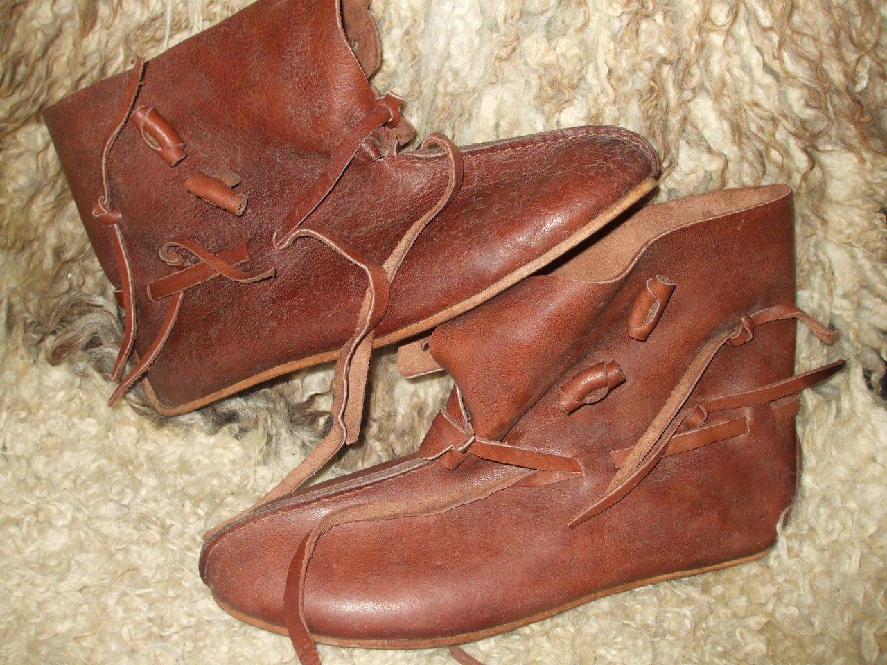 Corvus Monedula -Schuhe